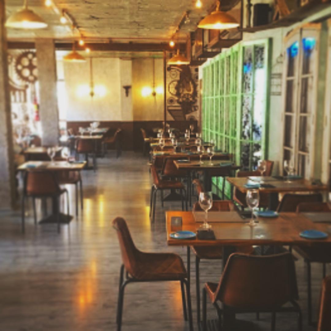 Restaurante Hemispherio Loft