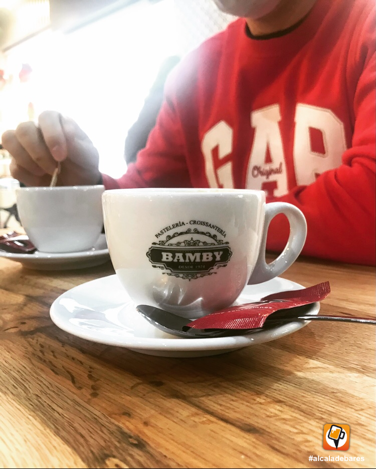 Cafetería Pastelería Bamby